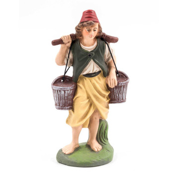 Nativity water carrier Marolin.