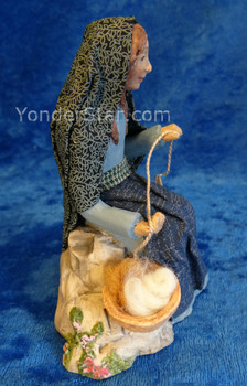 Akhati - Companions Nativity Weaver Woman