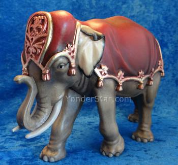 LEPI Venetian Nativity Elephant 16cm Scale