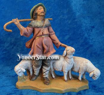 Fontanini shepherd Elijah