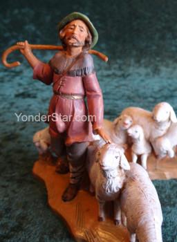"Elijah - 5"" Fontanini Shepherd  54097"