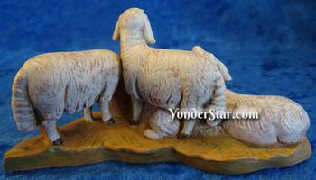 Fontanini nativity Herd of Sheep