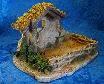 "Pig Pen for 5"" Fontanini Nativity Scene"