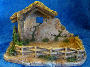 pigpen Fontanini nativity set