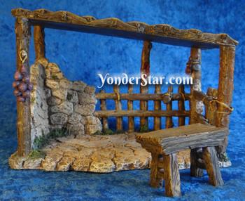 Fontanini nativity bazaar