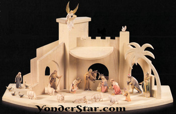 Venetian Nativity Set