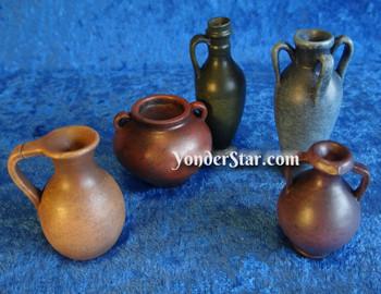 Fontanini nativity pots accessory