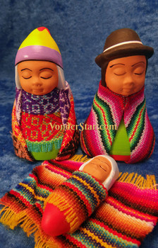 Peruvian Highlands Nativity