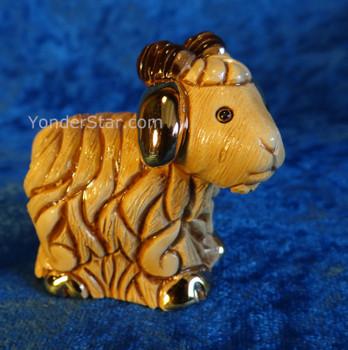 Uruguay nativity goat