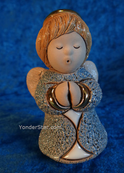 Angel for Uruguay nativity