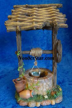 Fontanini nativity well