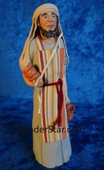 Jeremiah Companions nativity potter