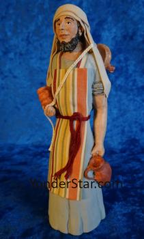 Hestia nativity potter