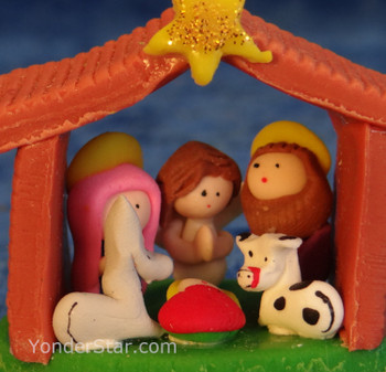 Fair Trade nativity Ecuador