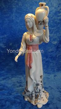 Lenox Nativity Woman with Amphora