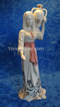 Lenox Nativity Scene Woman Carrying Water Jug