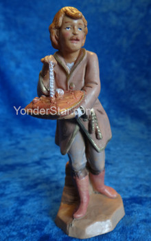 "Enzo - 5"" Fontanini Nativity Jewelry Merchant 54099"