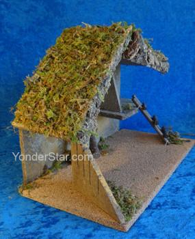 Fontanini nativity manger