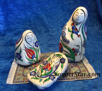 Turkish nativity