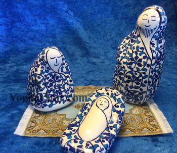Nativity Set Turkey Halic