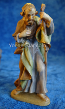 Reindl Joseph LEPI Wooden Handcarved Nativity