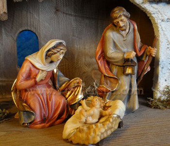 Nazarene Nativity Set