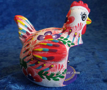 Chicken nativity Guatemala