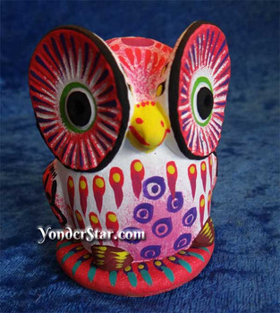 Owl nativity Guatemala