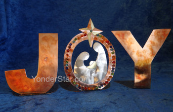 Thai nativity set
