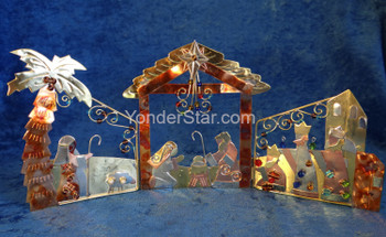 Nativity scene Thailand