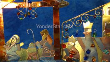 Nativity set Thailand
