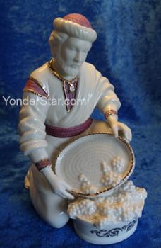 Lenox nativity winemaker