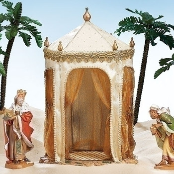 Fontanini kings tent