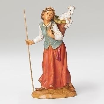 Fontanini Miriam shepherd woman