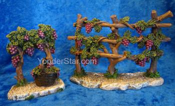 Fontanini grapevine fences