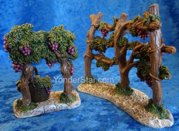 Fontanini nativity grapevine accessories
