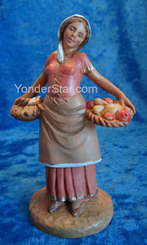 "Antonia - 5"" Fontanini Nativity Villager 59809"
