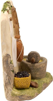 Companions nativity olive press