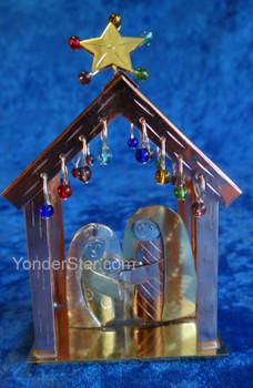 Thai Nativity Manger Scene