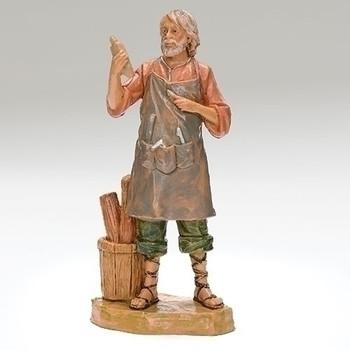 Jadon Fontanini nativity toymaker