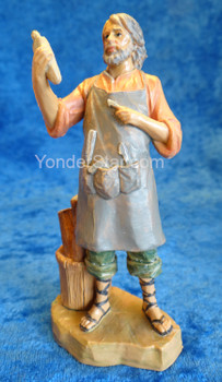 "Jadon - 5"" Fontanini Nativity Village Toymaker 54118"