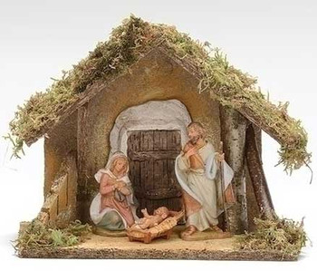 Fontanini nativity 3.5 inch