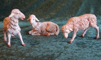 Fontanini nativity large sheep
