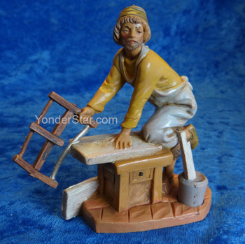 Nativity carpenter Amos