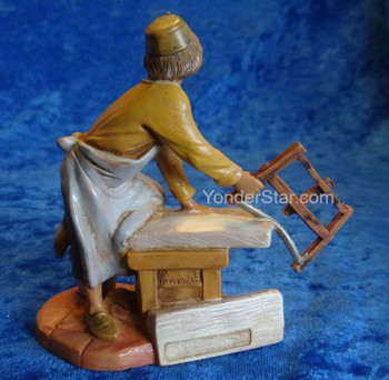 Fontanini nativity carpenter