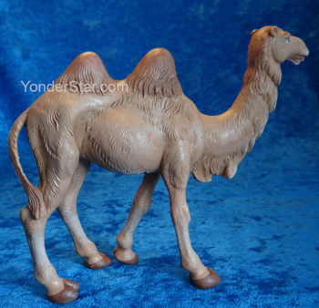 "Camel Standing - 5"" Fontanini Nativity Animal 72683"
