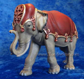 Reindl nativity elephant from India.