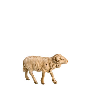German nativity standing ram