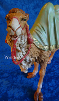 "Standing Camel - 12"" Fontanini Nativity Animal  52944"