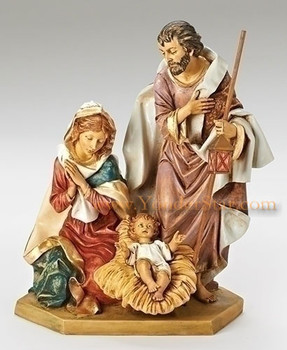 "Holy Family 27"" Fontanini Nativity Made in Italy  53120"